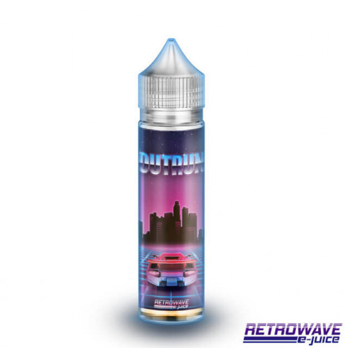 Жидкость Retrowave - Outrun 60 мл. для электронных сигарет