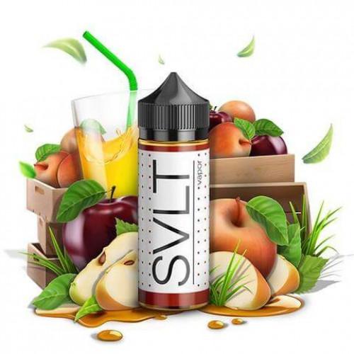 Премиум жидкость SVLT - Apple Jay Jay 120 мл.