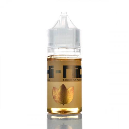 Премиум жидкость на солевом никотине HI-NIC E-Juice - Tobacco - 30 мл.