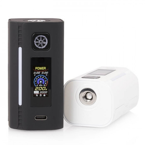 Боксмод Asmodus Lustro 200W Touch Screen/LED