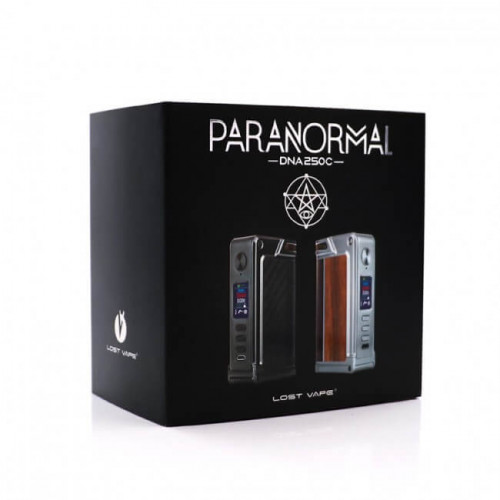 Боксмод Lost Vape Paranormal DNA 250C