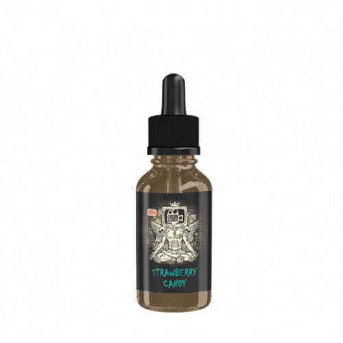 Жидкость на солевом никотине Cinematic Salt - Strawberry Candy 30 мл.