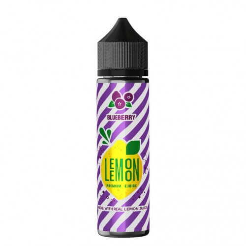 Жидкость 3GER - Lemon Lemon Blueberry 60 мл.