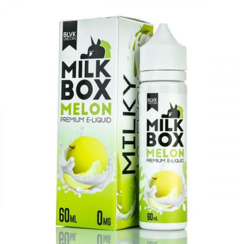 Премиум жидкость BLVK Unicorn Milk Box - Melon 60 мл.