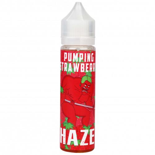 Жидкость Haze - Pumping Strawberry 60 мл.