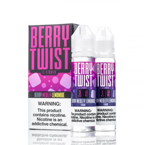 Премиум жидкость Berry Twist - Berry Medley Lemonade 60 мл.