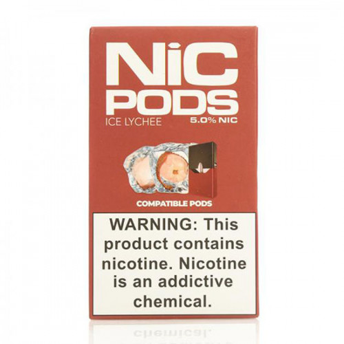 Картриджи  Nic Pods - Lychee 5%
