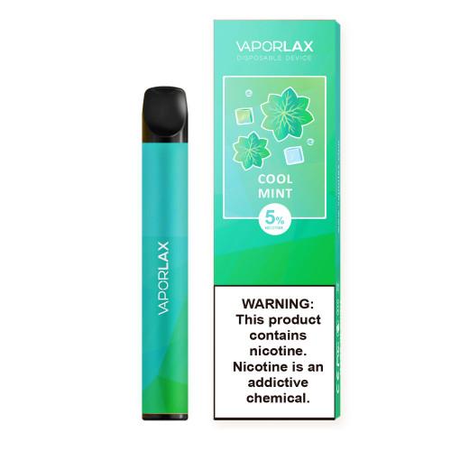 Одноразовая электронная сигарета VAPORLAX Disposable Pod Device 500mAh