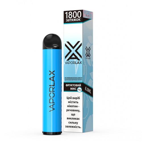 Одноразовая электронная сигарета VAPORLAX X Disposable Pod 1800 Puff