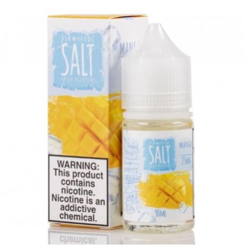 Жидкость на солевом Skwezed Salt - Mango Ice 30 мл.