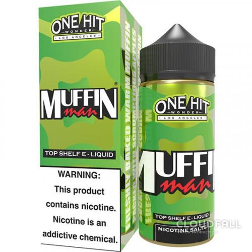 Жидкость One Hit Wonder - Muffin Man 100 мл.
