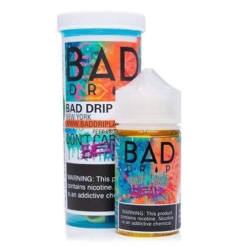 Премиум жидкость Bad Drip - Don't Care Bear ICED OUT  - 60 мл.