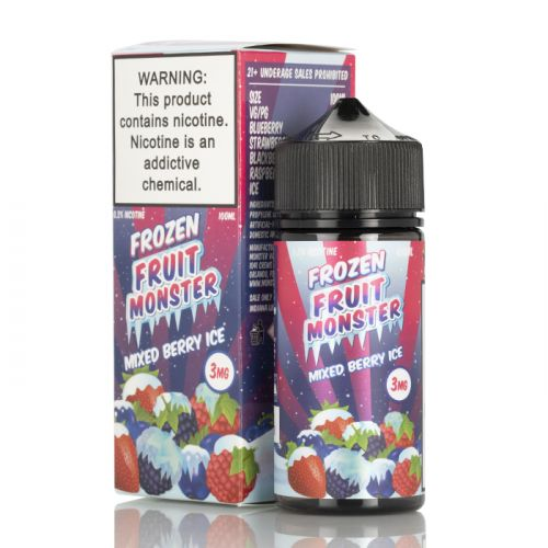 Премиум жидкость Frozen Fruit Monster - Mixed Berry ICE 100 мл.