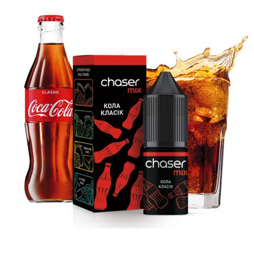 Жидкость на солевом никотине Chaser Mix Salt - Cola 10 мл.