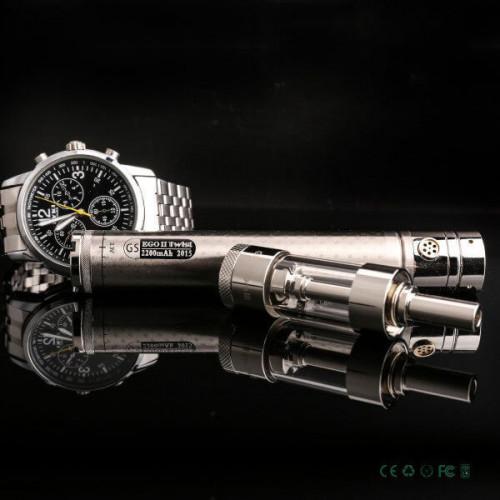 Электронная сигарета GS Ego II Twist Mega Starter Kit