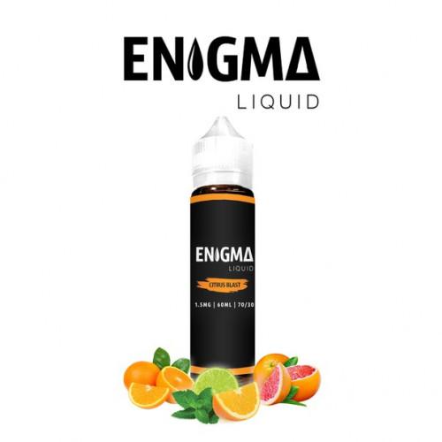 Жидкость Enigma - Citrus Blast 60мл.
