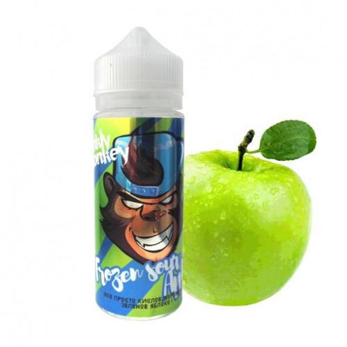 Жидкость Frankly Monkey - Frozen sour Аpple