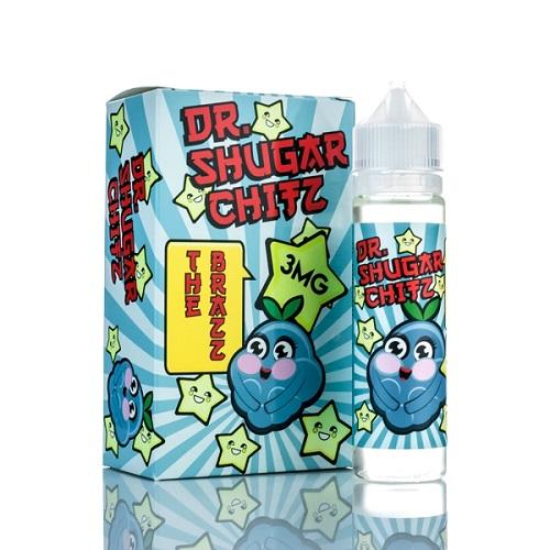 Жидкость Dr. Shugar Chitz - The Brazz! 60 мл.