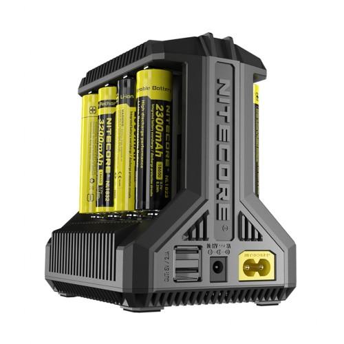 Зарядное устройство Nitecore I8 Intelligent Charger