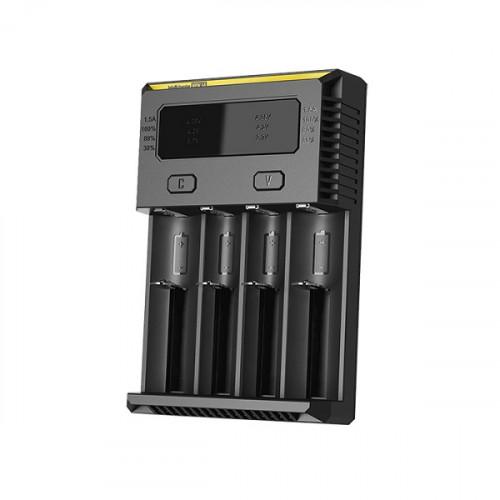 Зарядное устройство Nitecore I4 Intellicharger