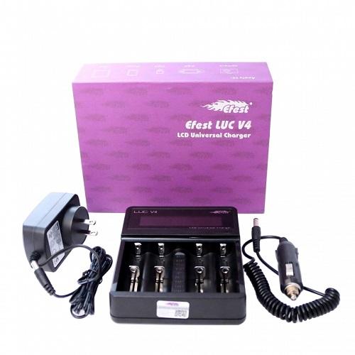 Зарядное устройство Efest LUC V4 Universal