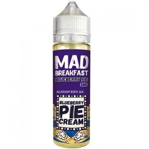 Жидкость Mad Breakfast - BLUEBERY PIE 60 мл.