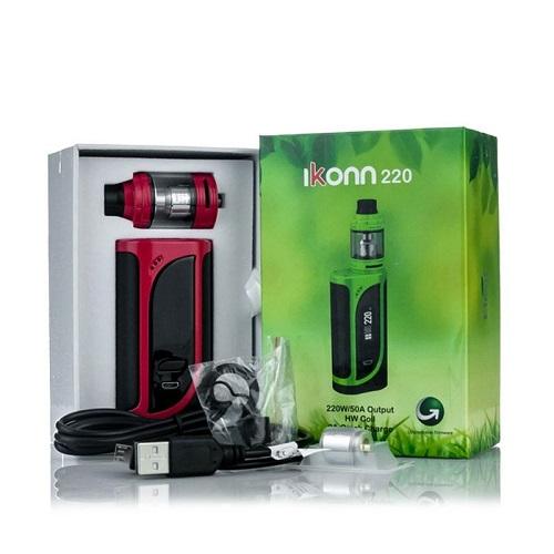 Стартовый набор Eleaf iKonn 220W Kit