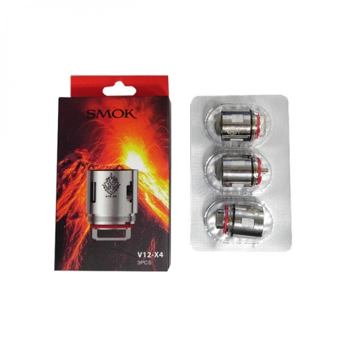 Испаритель X4 для атомайзера Smok TFV12
