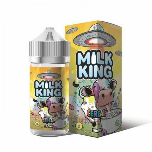 Премиум жидкость Milk King - Fruity Cereal 100 мл.