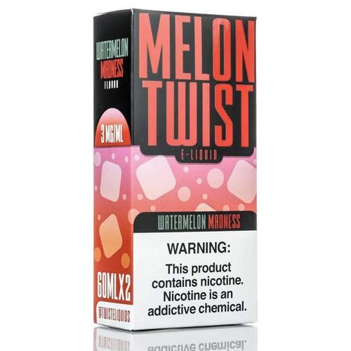 Премиум жидкость Melon Twist - Watermelon Madness 60 мл.