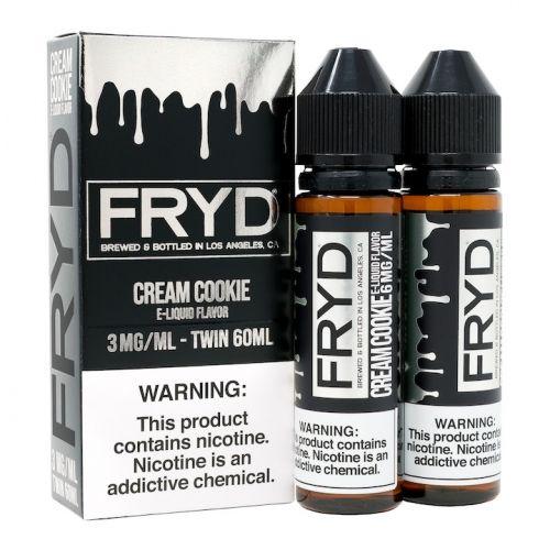 Премиум жидкость FRYD - Cream Cookie 60 мл.