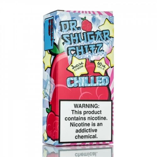 Премиум жидкость Dr. Shugar Chitz - The Razz! CHILLED 60 мл.