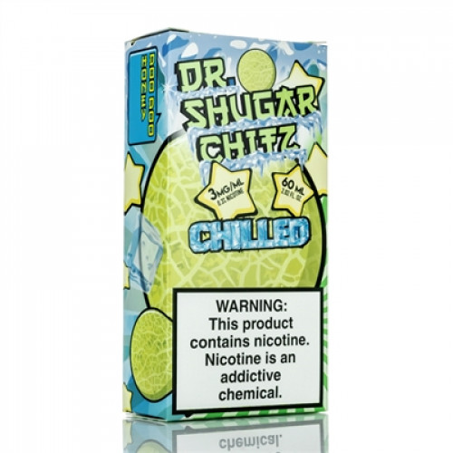 Жидкость Dr. Shugar Chitz - HoneyDoodoo CHILLED! 60 мл.