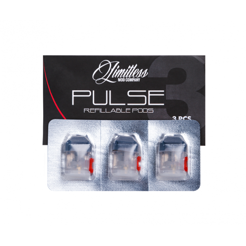 Сменный картридж Limitless Pulse Pod Cartridge 1.8 ohm