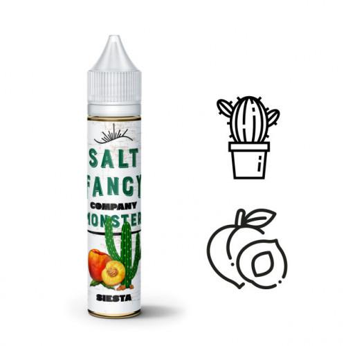 Жидкость на солевом никотине Fancy Monster Salt - Siesta 30 мл.
