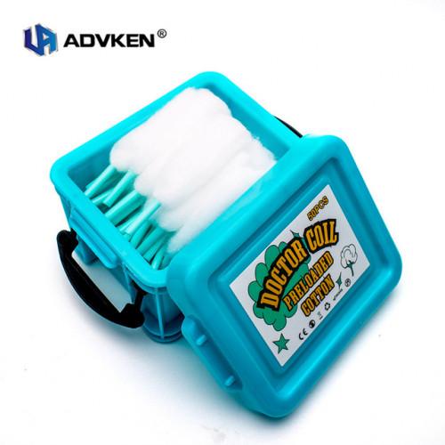 Ватта Advken Doctor Coil Organic Cotton 100% Оригинал