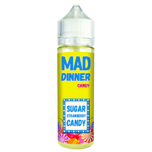 Жидкость для электронных сигарет Mad Dinner - Candy 60 мл.