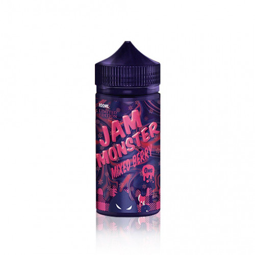 Премиум жидкость Jam Monster - Mixed Berry Limited Edition 100 мл.