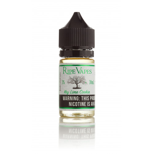 Жидкость Handcrafted Saltz – Key Lime Cookie by Ripe Vapes 30 мл. 30 мг.