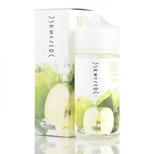 Премиум жидкость Skwezed - Green Apple 100 мл.