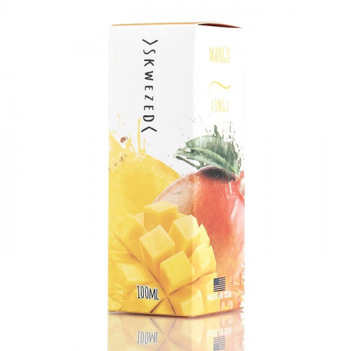 Премиум жидкость Skwezed - Mango 100 мл. 3 мг.