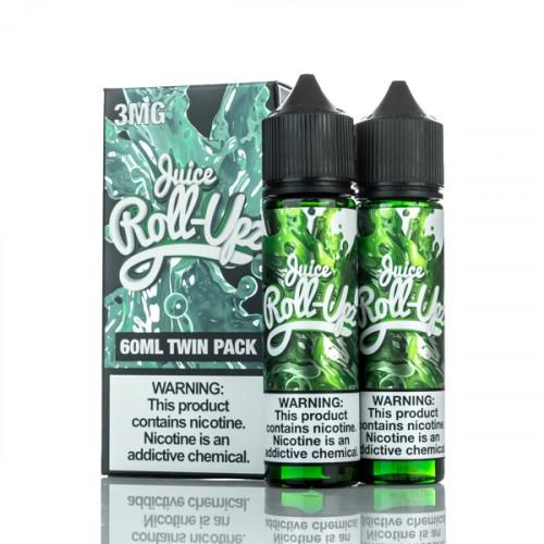 Премиум жидкость Juice Roll Upz - Green Apple 60 мл.