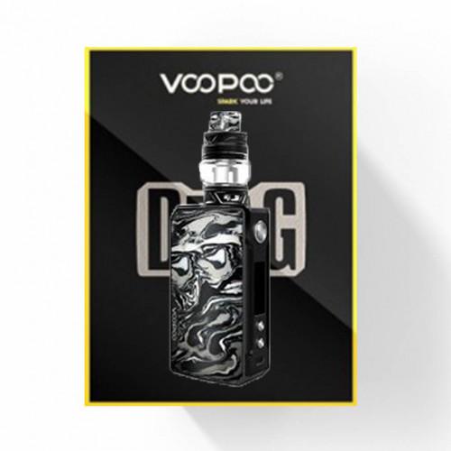 Электронная сигарета VooPoo DRAG 2 177W TC Starter Kit