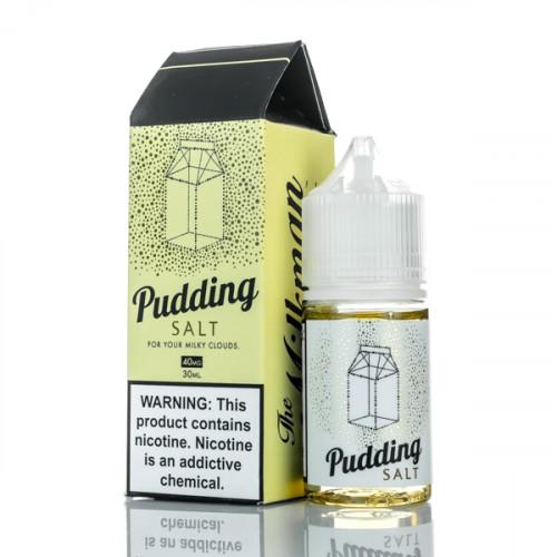 Жидкость на солевом никотине The Milkman Salt - Pudding 30 мл.