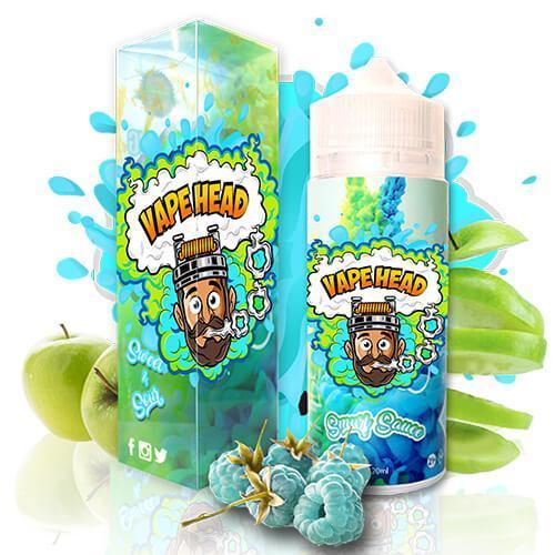 Премиум жидкость Vape Head - Smurf Sauce 120 мл.