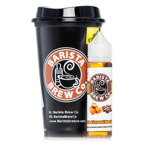 Премиум жидкость Barista Brew Co. - Salted Caramel Macchiato 60 мл.