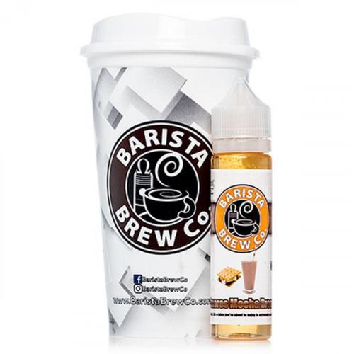 Премиум жидкость Barista Brew Co. - Smores Mocha Breeze 60 мл.