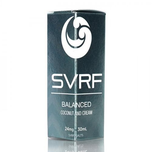 Жидкость на солевом SVRF SALT - Balanced