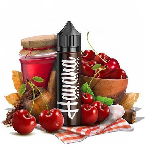 Жидкость Havana Juice Co. - Cherry Tobacco 60 мл.