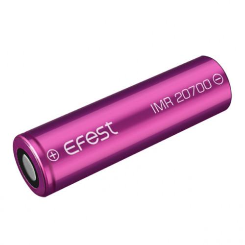 Аккумулятор 20700 Efest IMR20700 3100mAh 30А